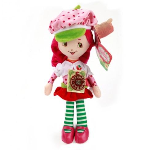 Мягкая игрушка Мульти-Пульти Шарлотта Земляничка 25см (звук) V62081/25 в Ярославле