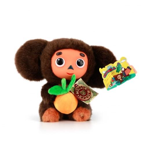 Мягкая игрушка Мульти-Пульти Чебурашка с апельсином 17 см 220631 в Ярославле