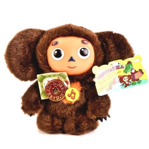 Мягкая игрушка Мульти-Пульти Чебурашка 17 см 220633 в Ярославле