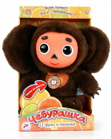 Мягкая игрушка Мульти-Пульти Чебурашка 25см V17777-25AS22X в Ярославле