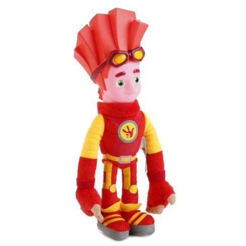 Мягкая игрушка Мульти-Пульти Фиксики Файер свет звук 27 см FIX001-005 в Ярославле