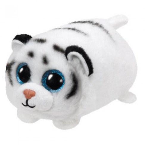 Мягкая игрушка TY Тигренок Zack белый 42209 в Ярославле