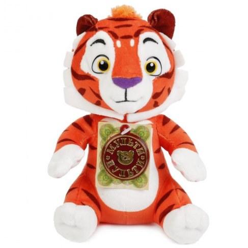 Мягкая игрушка Мульти-Пульти Тигр и Лео Тигр 20см (звук) V39455/20 в Ярославле