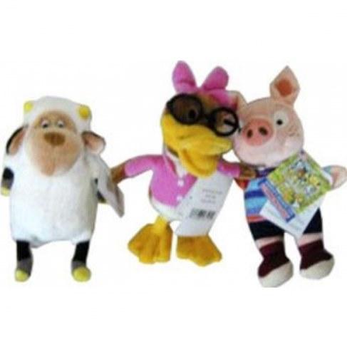Мягкая игрушка Commonwealth Свинка и друзья 26195 в Ярославле