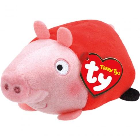 Мягкая игрушка Teeny Tys Свинка 42175 Пеппа в Ярославле