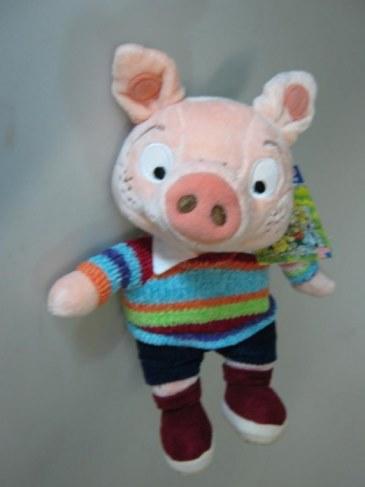 Мягкая игрушка Commonwealth Свинка 26196 в Ярославле