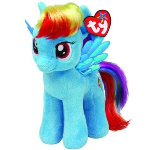 Мягкая игрушка TY Пони Rainbow Dash 25см 90205 в Ярославле