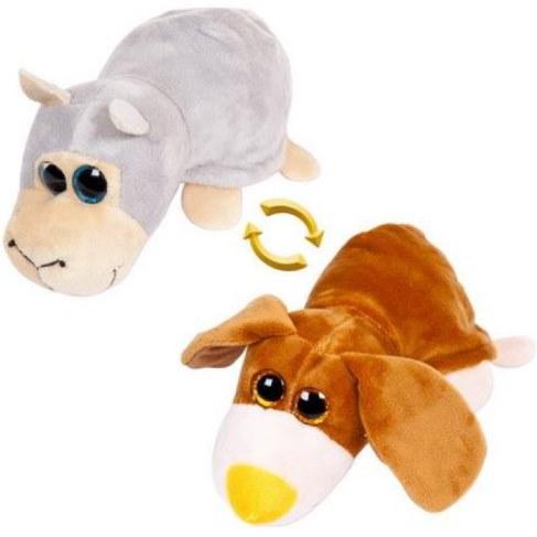 Мягкая игрушка Teddy Перевертыши Овечка/Собака 16 см M5002 в Ярославле