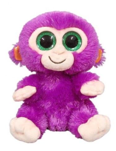 Мягкая игрушка Teddy Обезьянка фиолетовая M0048 в Ярославле